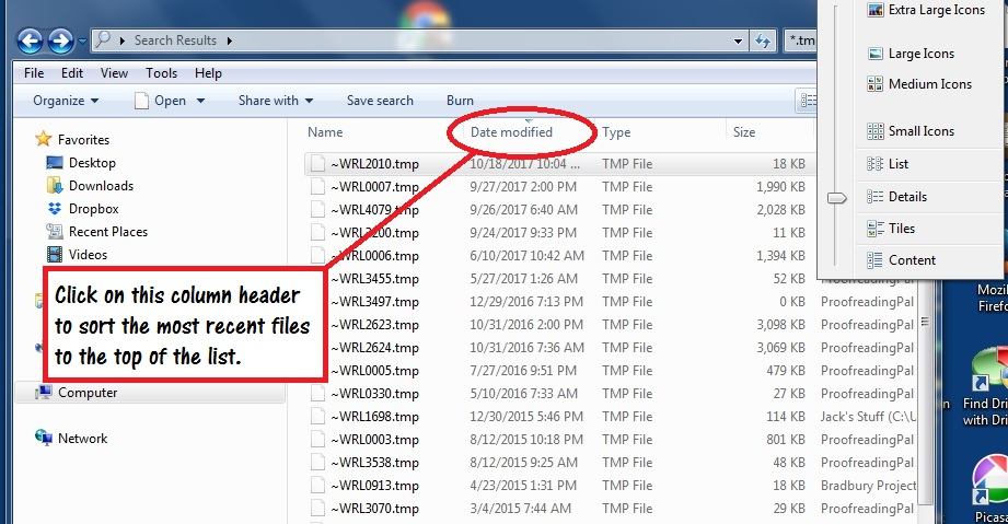 Recovering Lost Documents The Proofreading Pulse - 18 proofreading fails